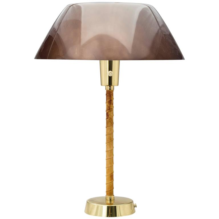 Lisa Johansson-Pape, Senator Table-Lamp, Designed 1947, Sweden.