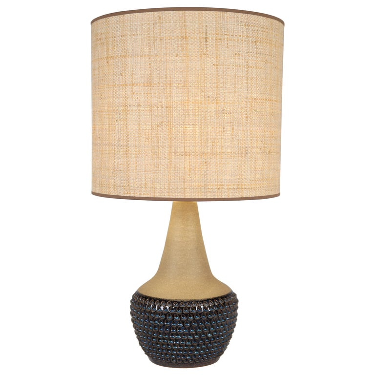 Einar Johansen, Table Lamp, Söholm Stentöj,1960s